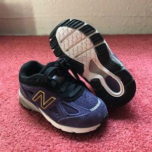 NWOB New Balance 990V5 Infant & Toddler Lifestyle